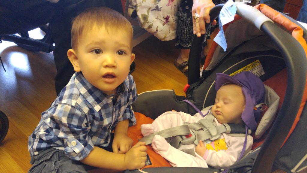 Bowen and Eileen