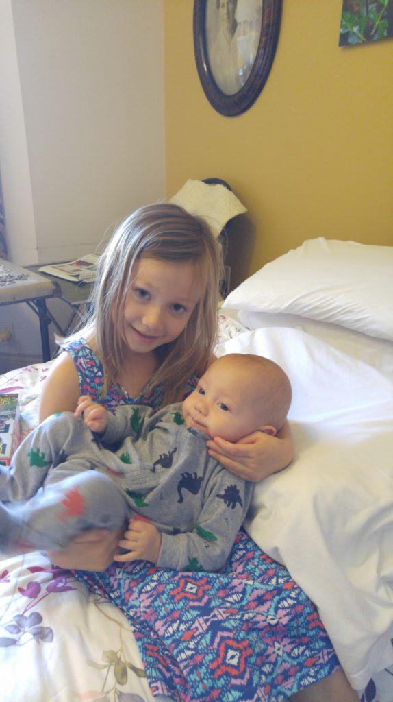Madeline and Ewan