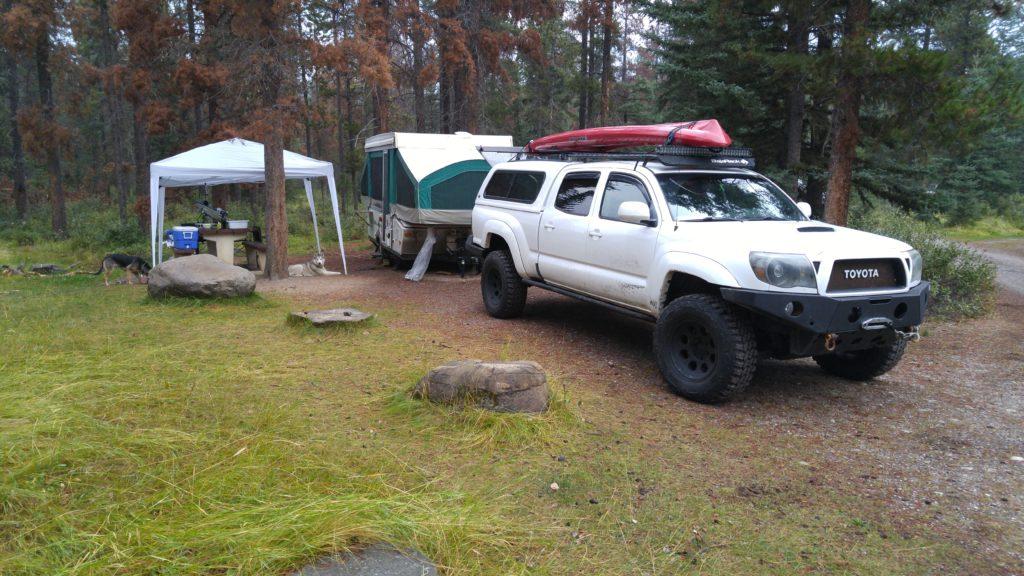 Wapiti Campground